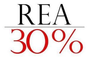 30% REA